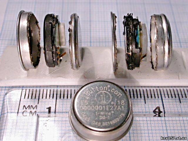 тач-мэмори магнитный ключ