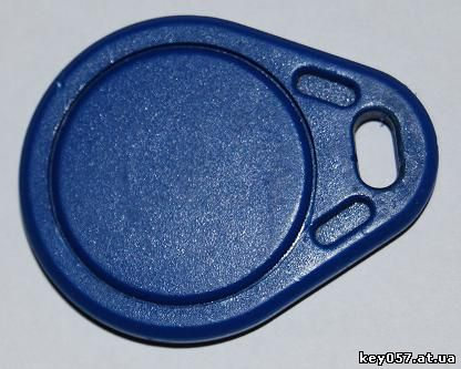 Бесконтактный домофонный универсальный ключ брелок PROXY (RFID) для домофонов Визит (Vizit) с считывателем прокси
