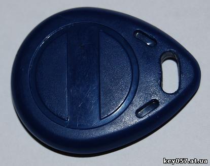 Бесконтактный универсальный домофонный ключ PROXY (RFID) брелок радиометка для домофонов с прокси считывателем Метаком (Metakom) и некоторых Цифрал (Cyfral)