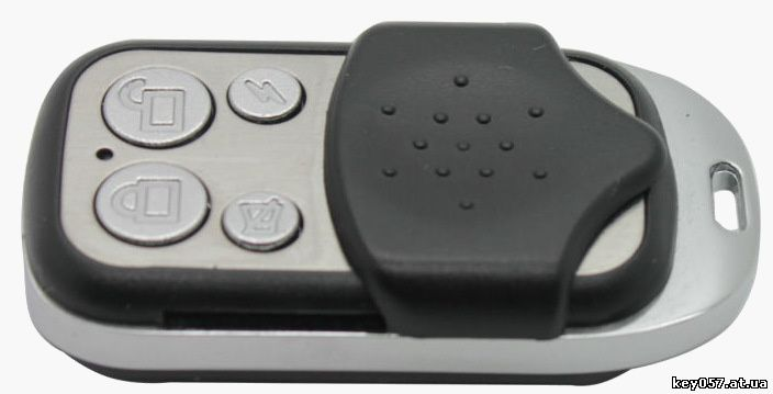 универсальный пульт дистанционного управления для ворот и шлагбаумов четырехканальный