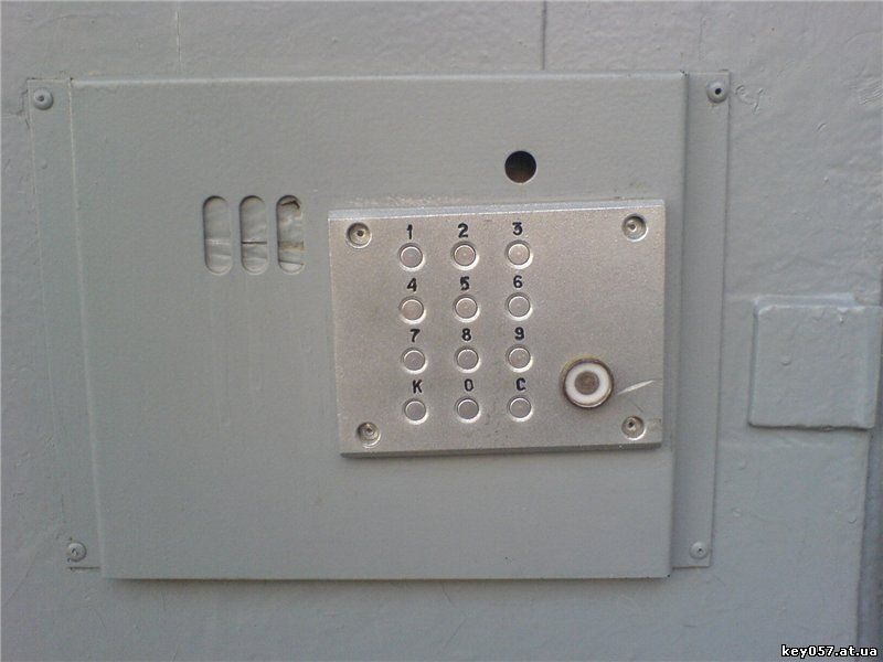 Моментальное изготовление дубликатов домофонных ключей (копирование
